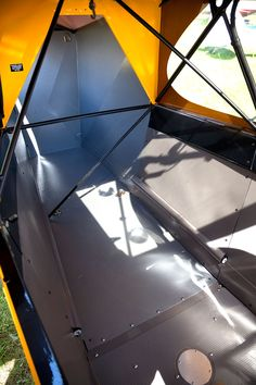 No other Light Sport Aircraft (LSA) comes close to the take off and landing performance of the Carbon Cub SS. Front Pocket Wallet, Slim Wallet, Aviation Engineering, Light Sport Aircraft, Bush Plane, Aluminum Wallet, Experimental Aircraft, Rc Hobbies, Money Clip Wallet