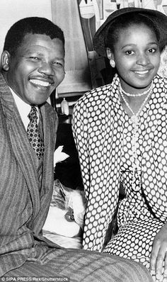 Winnie Mandela: Former wife of Nelson dies aged 81 in South Africa | Daily Mail Online