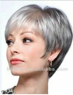pixie haircuts for women over 60 fine hair - Click image for more. Over 60 Hairstyles, Haircuts For Fine Hair, Haircut For Thick Hair, Short Pixie Haircuts, Short Hairstyles For Women, Thin Hair, Pixie Hairstyles, Ladies Hairstyles, Hairstyle Short