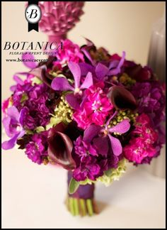 These flowers are interesting for bouquets and/or centerpieces