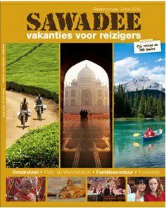 Sawadee: Sterk> Mooie foto's, gelijk voorbeelden van hoe de bestemmingen eruit zien. Duidelijke brochure. Zwak> n.v.t.