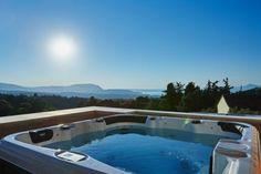 Luxury villa with private pool, Xirosterni