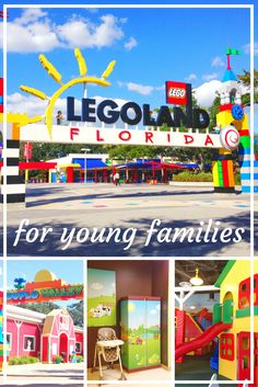 Why families with babies and toddlers will love Legoland Florida