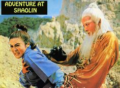 Wu Tang Collection: Adventure at Shaolin (English Dubbed)