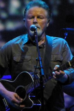 LOVE me some Don Henley  <3