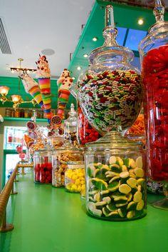 Honeydukes Candy Shop by MrsNodders, via Flickr
