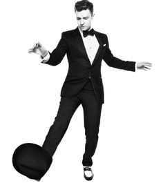 #JustinTimberlake by #TomMunro for the 20/20 experience photoshoot -- #BowTie