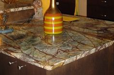 Colorful Kitchen Countertops With Nature When It Comes To Granite In Your
