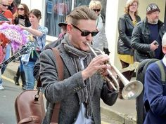 Jamie Brownfield Jazz Parade @ Isle of Bute