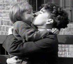 A cumplicidade desses dois comoveu um mundo do cinema...
