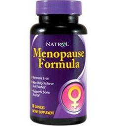 Este producto es un apoyo contra los problemas de la menopausia con una mezcla específica de hierbas que reducen los síntomas asociados a esta etapa.