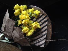 Our dandelions bouquet