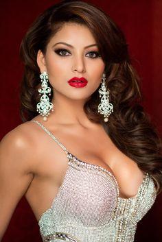 Miss India 2015 Urvashi Rautela