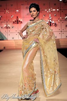 Ashima Leena designer #saree