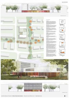 Kindergarten, Housing and Community Hall Complex / (se)arch Architekten