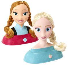KIDS - Frozen Styling Head | Toys R Us Australia