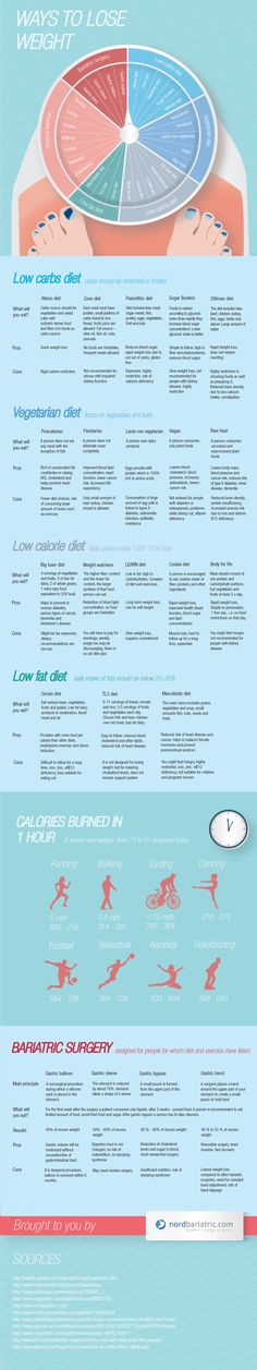Infographics-Great Weight Loss Diets - http://www.backtobasicsweightloss.com/infographics-great-weight-loss-diets