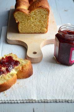 Brioche brood - Uit Pauline's Keuken