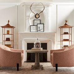 Things chosen well rather than often, Baker Furniture speaks the language of style. The accent is on product--design, materials and craftsmanship. Luxury Furniture Brands, Furniture Companies, Mirror With Shelf, Mirror Shelves, Baker Furniture, Milling, Eclectic Style, Beautiful Homes, Home Goods