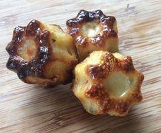 Recette Cannelés courgette, chorizo, Comté par oupslala25 - recette de la catégorie Entrées