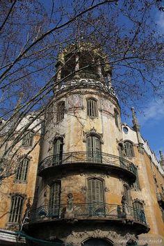 Barcelona - La Rotonda