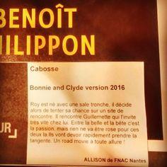 Cabossé de Benoît Philippon  @benoit.philippon  @editions_gallimard Série noire Coup de  Allison @fnac_officiel  Nantes #livre #book #lespetitsmotsdeslibraires #polar