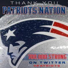 7632f87d7 New England Patriots - Patriots Nation Go Pats