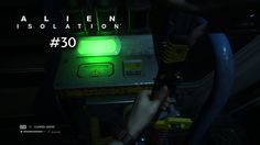 Alien: Isolation [PS4] #30 - Alles abriegeln - Let's Play Alien: Isolation