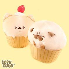 Kawaii Plush, Squishies, Dog Days, Dog Lovers, Stationery, Super Cute, Treats, Dogs, Desserts
