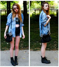 Losing all my friends (by Megan Brigance) http://lookbook.nu/look/3699205-Losing-all-my-friends