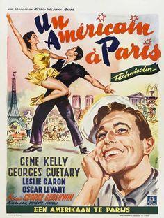 18. An American in Paris (1951)