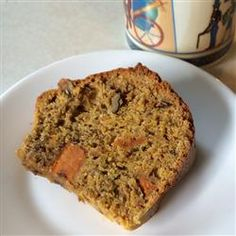 Sweet Potato and Coconut Bread Allrecipes.com    I'll have to try this one, love coconut, and sweet potatoes!!