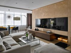Sophisticated Moscow Apartment