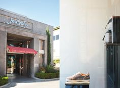 Patrick Cline Finds the Best Shops for Men in LA: Christian Louboutin - His