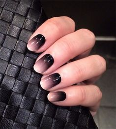 Best Black Nail Art Designs for Winter 2016 | Fashion Te