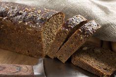 Brown Bread Is the Spine of Ireland - Dessert Bread Recipes Irish Brown Bread, Irish Bread, Bread Recipes, Snack Recipes, Buttermilk Recipes, Vegetarian Recipes, Brown Bread Recipe, No Rise Bread, Best Bakery