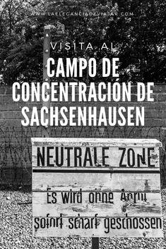 Una de las visitas más duras que he hecho viajando, pero también una visita necesaria. #berlin #viajaralemania #alemania #viaje #viajar #sachsenhausen