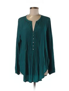 Check it out—Calypso St. Barth Long Sleeve Blouse for $64.99 at thredUP!