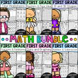 Browse Curriculum bundle resources on Teachers Pay Teachers, a marketplace trusted by millions of teachers for original educational resources. Place Value Worksheets, First Grade Math Worksheets, Graphing Worksheets, Addition And Subtraction Worksheets, Shapes Worksheets, First Grade Addition, Educational Math Games, Tally Chart, 2d And 3d Shapes