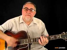 How Long Blues Guitar Lesson by Duke Robillard - YouTube