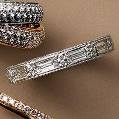 Cartier Rock Bands Rings