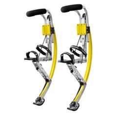 ADULT JUMPING STILTS Adult yellow Jumping stilts Running stilts men Fitness Exercise Women $399.00 $285.00