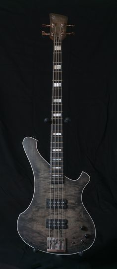 """Custom """"Rottenbacker"""" . made for Benighted (Brutal Death Metal) Nordstrand pickups"""
