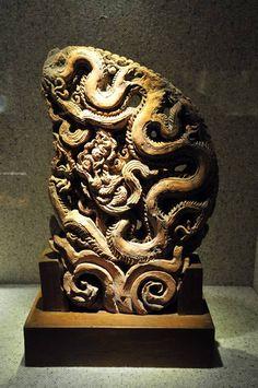 Rồng thời Lý-Trần, Bảo tàng Lịch sử Việt Nam