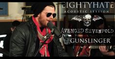 Gunslinger - EIGHTYHATE (Avenged Sevenfold COVER Live Unplugged@ RecLab ...