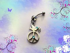 Hey, I found this really awesome Etsy listing at http://www.etsy.com/listing/152755554/sale-belly-ring-tibetan-silver-bird-of