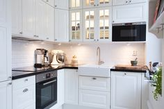 estilo nórdico escandinavo decorar en balnco decoración pisos espacios pequeños decoración interiores nórdico cocinas pequeñas decoración co...