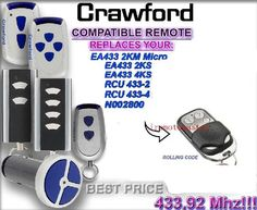 Crawford 2 KM MICRO, RCU té Code Free, Access Control, Cool Things To Buy, Remote, Coding, Free Shipping, Building, Cool Stuff To Buy, Buildings