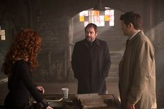 BuddyTV Slideshow | 'Supernatural' Season 10 Finale Photos: Can Death Cure Dean?