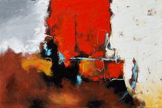 "Saatchi Art Artist: Jay Belmore; Oil 2013 Painting ""Finding Sanctuary"""